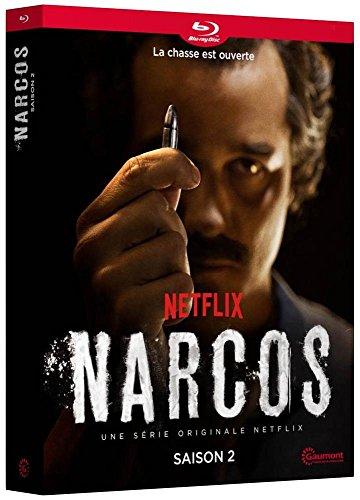 Narcos - Saison 2 [Blu-ray]