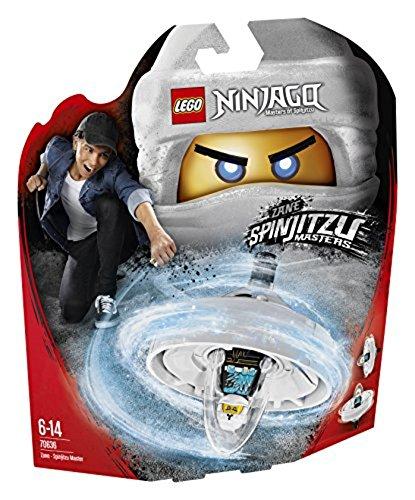 LEGO 70636 Ninjago Zane - Spinjitzu Master