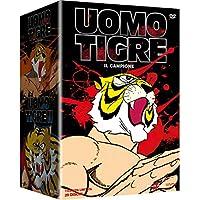 Uomo Tigre-La Serie Completa-Esclusiva Amazon