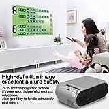 Best proyectores de viaje - Dailyinshop YG320 High Definition 1080P Portable Mini LED Review