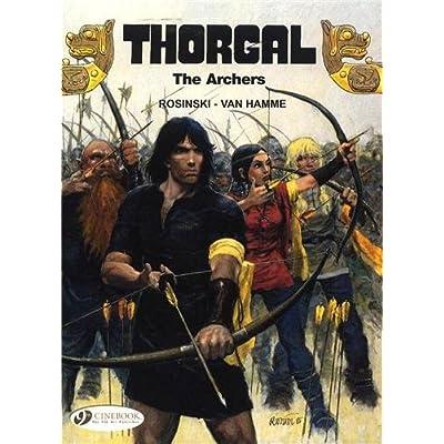 Thorgal - tome 4 The Archers (04)