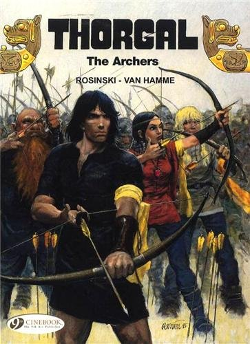 Thorgal - tome 4 The Archers (04)