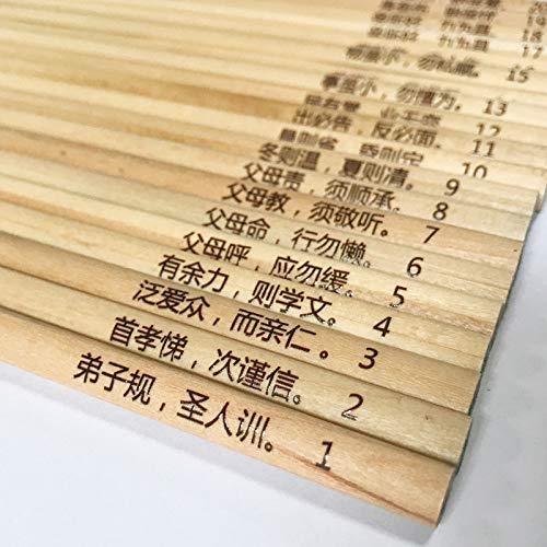 Bleistift, Drehbleistift, dreistelliger Bleistift, Dreiecksblock 2b-Bleistift, nicht leicht zu zerbrechen 17.5cm (Trio Kostüm Kinder)