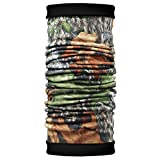 Lizenziertes Buff Polar Reversible Buff Multifunktions-Schlauchtuch, Design Mehrfarbig Obsession/Black Mossy Oak 22,5 cm