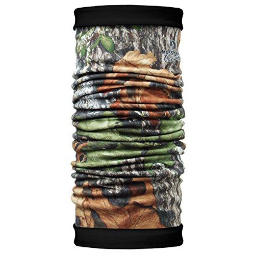 Lizenziertes Buff Polar Reversible Buff Multifunktions-Schlauchtuch, Design Mehrfarbig Obsession/Black Mossy Oak 22,5 cm
