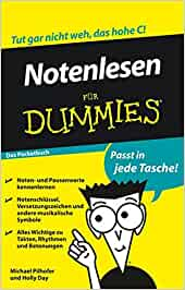 Notenlesen für Dummies Das Pocketbuch: Oliver Fehn, Michael Pilhofer, Holly Day