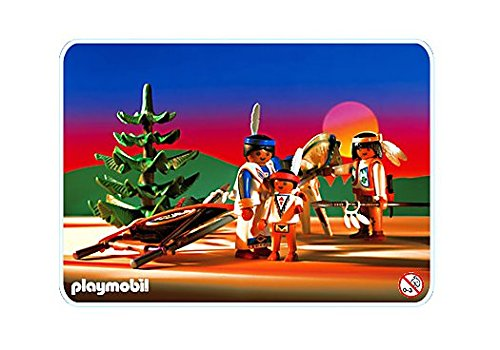 PLAYMOBIL®-Indianerfamilie (Art. 3872)