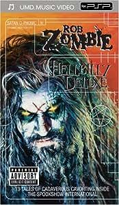 Rob Zombie - Hellbilly [Deluxe] [UMD Universal Media Disc] [UK Import]