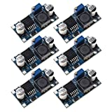LM2596 DC to DC Buck Converter, Sicai 6 Pack 3.0-40V to 1.5-35V Power Supply Step Down Module