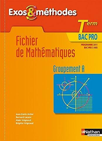 Fichier de Mathématiques Term Bac