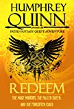 Redeem (The Mage Mirrors, The Fallen Queen, and The Forgotten Child) (A Fated Fantasy Quest Adventure Book 10)