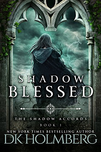 Shadow Blessed (The Shadow Accords Book 1) by D.K. Holmberg
