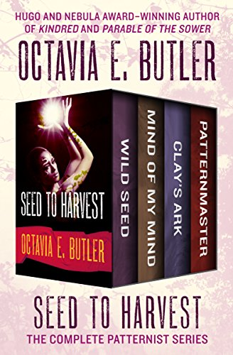 Seed to Harvest: The Complete Patternist Series (The Patternist Series) (English Edition) (20 Butler Black)