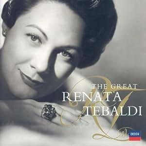 The Great Renata Tebaldi - 80th Birthday Tribute