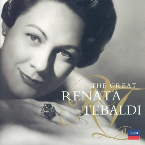 The Great Renata Tebaldi
