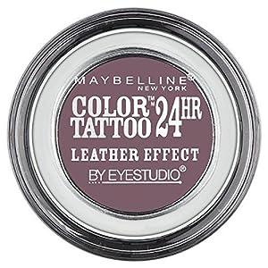 Maybelline Color Tattoo 24 hour Eyestudio Eyeshadow Vintage Plum