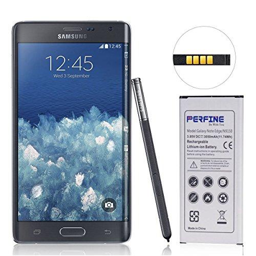 Perfine Batteria para Samsung Galaxy Note Edge, MS-N9150, -NFC
