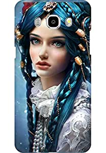 AMEZ designer printed 3d premium high quality back case cover for Samsung Galaxy J7 (2016) (Art Daria Ridel Jate.JPG)