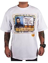Wu Wear - Wu Tang Clan - Ol' Dirty white tee - Wu-Tang Clan Tamaño L, Color asignado White