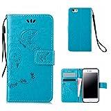 BoxTii Coque iPhone Se 5 5s, Housse Etui Coque de Protection [avec Gratuit Protection...