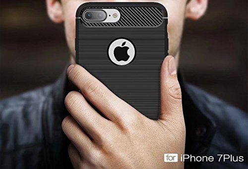 iPhone 6S Coque, iPhone 6 Coque, Valenty Hybrid Defender FlexibleProtective Coque Cover pour iPhone 6 / 6S 1# 7 Plus