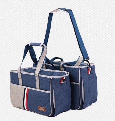 BENWEI Classics Pet Carrier,Portable Dog Cat Handbag Outdoor Soft Sided Pet Shoulder Bag Foldable Travel Tote,Under Seat… 12