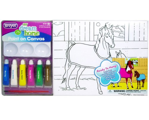 breyer-my-dream-horse-paint-on-canvas-horse-and-foal