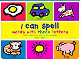 I Can Spell Words with Three Letters