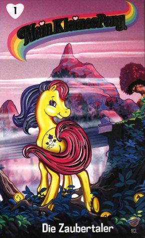 Preisvergleich Produktbild Mein kleines Pony 01 - Der Zaubertaler [VHS]