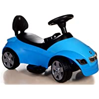 kidsROAR Electric Car for Kids 1-5years Ride On Car for Kids Weight Capacity Upto 35kg (Blue)