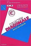 Image de Math en flèche CM2. : Livre du maître, Guide d'évaluation, Programmes 1995