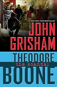 El escándalo par John Grisham