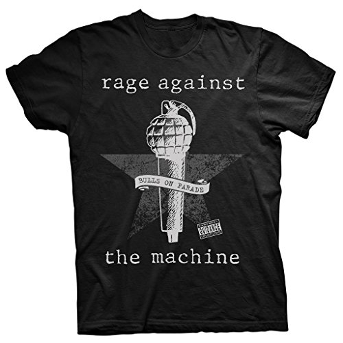 Rage Against the Machine Bulls on Parade Rock ufficiale Uomo maglietta unisex (Small)