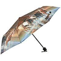 Umbrella 42″ Compact Horse