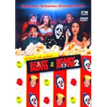 Scary Movie 1+2 Popcorn-Box