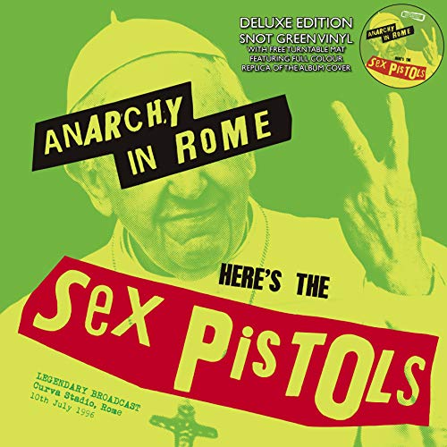 Anarchy in Rome/Feutrines Incluses