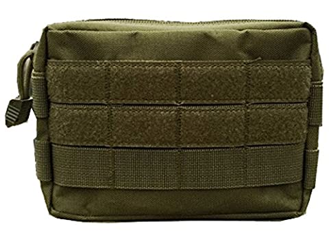 SaySure - Tactical Molle Waist Bags Sport Casual Dump Pouch