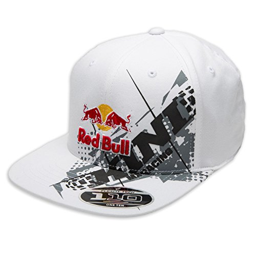 Kini Red Bull Cap Chopped Weiß
