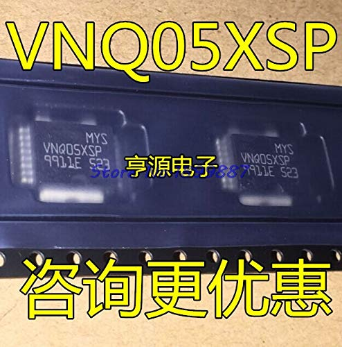DIPU WULIAN 1pcs/Lot VNQ05XSP SSR HI Side Quad 36V PWRSO16 IC In Stock -