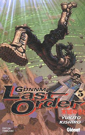 Gunnm Last Order Vol.5 par KISHIRO Yukito