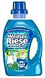 Weißer Riese Universal Gel, 4er Pack (4 x 20 Waschladungen)