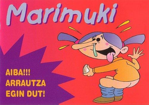 Marimuki: Aiba!!! Arrautza egin dut!