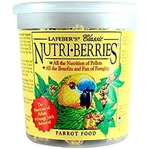 Lafeber - Nutri-Berries Classic 340 gr - Repas Complet pour Perroquets