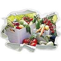 pomodoro verdure cetriolo consumo di erbe Dill