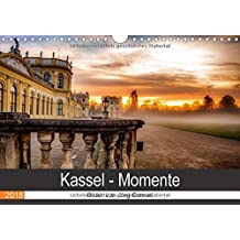 Kassel - Momente (Wandkalender 2018 DIN A4 quer): Stimmungsvolle Impressionen aus der Documenta Stadt Kassel (Monatskalender, 14 Seiten ) (CALVENDO Orte)
