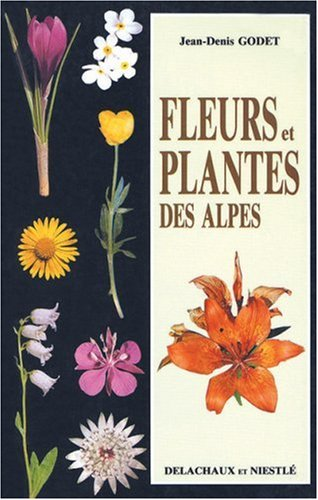 Fleurs et plantes des alpes