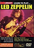 Learn to Play Led Zeppelin [Import anglais]