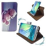 Phicomm Clue 2s Smartphone Tasche / Schutzhülle mit 360°