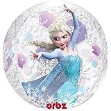 Amscan International Orbz Frozen Clear Balloon