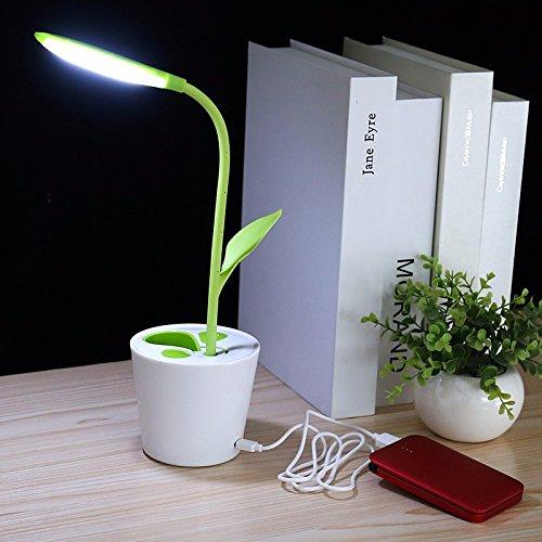 Ehime Das Mobilteil aufladen Viertel hinterlässt eine kleine Schreibtischlampe Auge Studierenden Schreibtische Schlafzimmer Bett lesen Schreibtisch emerald Energie